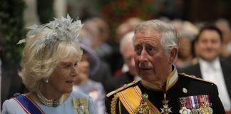 Prince Charles and Camilla Parker Bowles Photo C GETTY IMAGES 0285