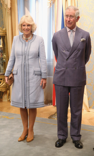 Prince Charles and Camilla Parker Bowles Photo C GETTY IMAGES 0283