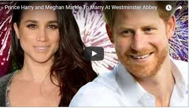 Prince Harry Meghan Markle Marry Westminster Abbey
