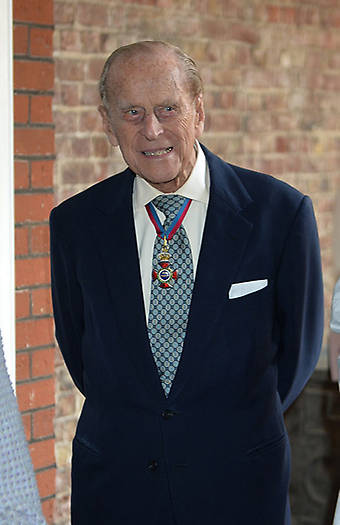 Prince Philip is standing down from official duty in the autumn Photo (C) GETTY IMAGES