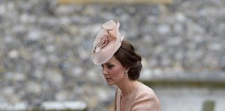 Duchess of Cambridge, Prince George and Princess Charlotte Elizabeth Diana attended Pippa Middleton Wedding