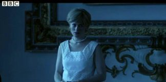 Princess Diana Ghost in Movie Charles III Photo C ITV