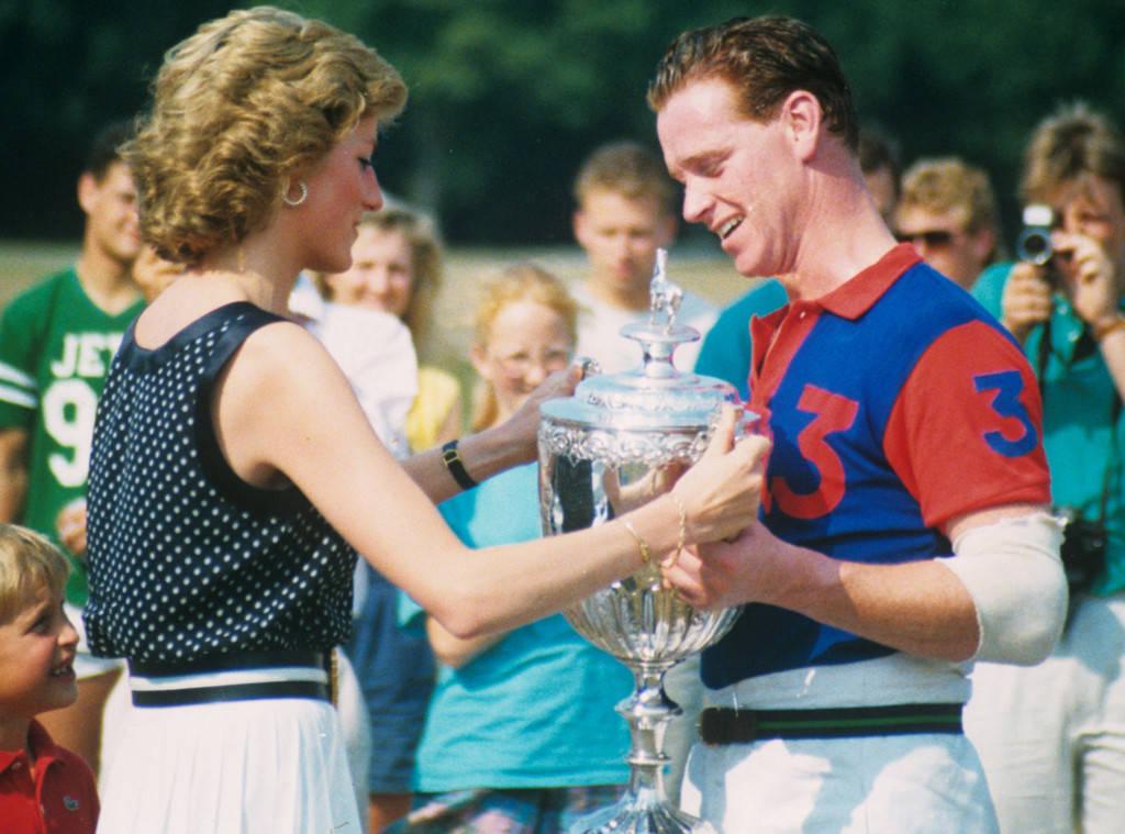 Princess Diana, James Hewitt, Royal Scandals Photo (C) GETTY IMAGES