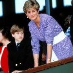 Princess Diana and Prince William Photo C GETTY IMAGES