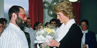 Princess Diana used to visit hospitals late at night to comfort patients said Harry Photo (C) GETTY IMAGES