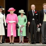 Queen Elizabeth II Prince Philip Prince Harry Princess Anne Photo C GETTY IMAGES