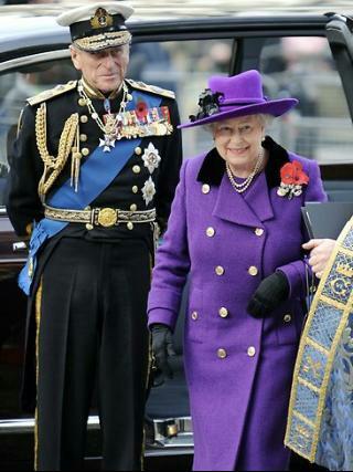 Queen Elizabeth Ii and Duke of Edinburgh Photo C GETTY IMAGES 0090
