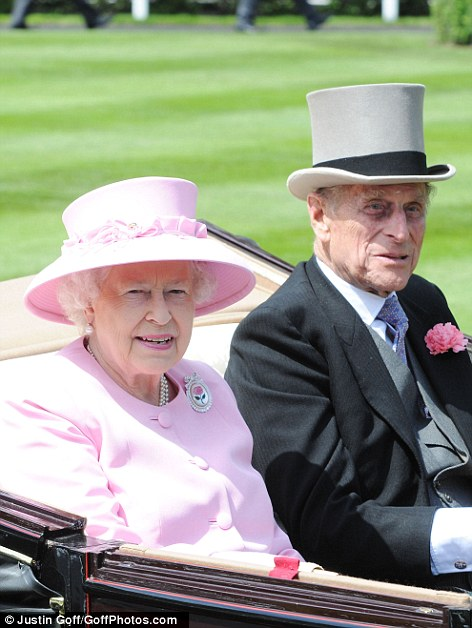 Queen Elizabeth and Duke of Edinburgh Photo (C) GETTY IMAGES