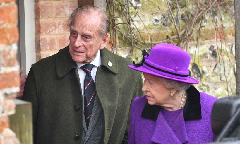 Queen Elizabeth Ii and Duke of Edinburgh Photo C GETTY IMAGES 0221