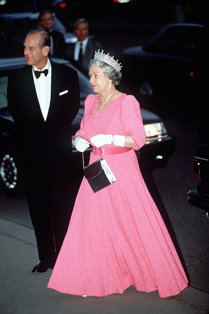 Queen Elizabeth Ii and Duke of Edinburgh Photo (C) GETTY IMAGES
