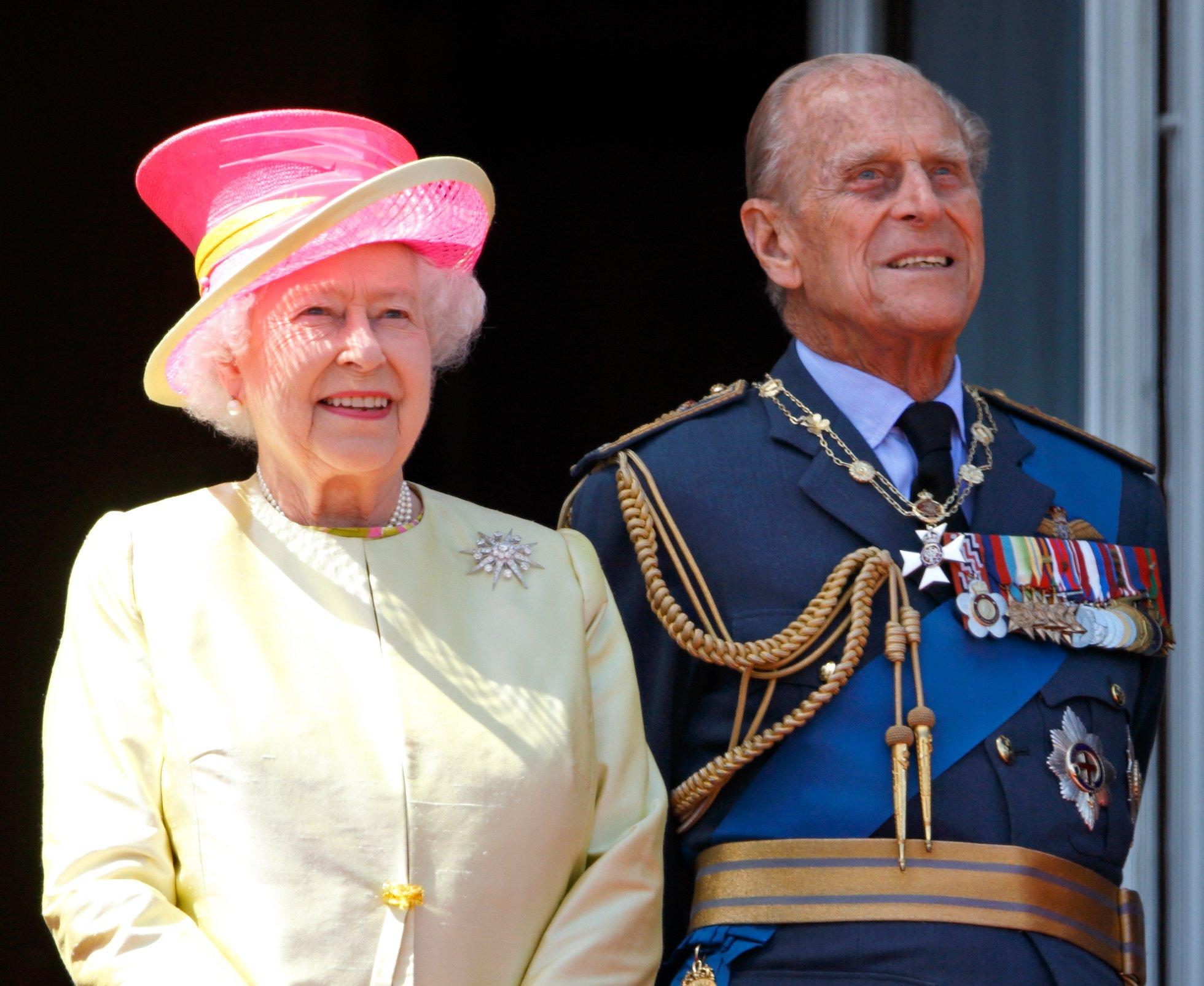Queen Elizabeth Ii and Duke of Edinburgh Photo C GETTY IMAGES 0251