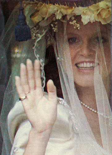 Sarah Ferguson Wedding with Prince Andrew Photo C GETTY IMAGES 0001