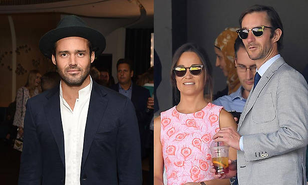 Spencer Matthews opens up about heavy rivalry with big brother James Photo C GETTY IMAGES