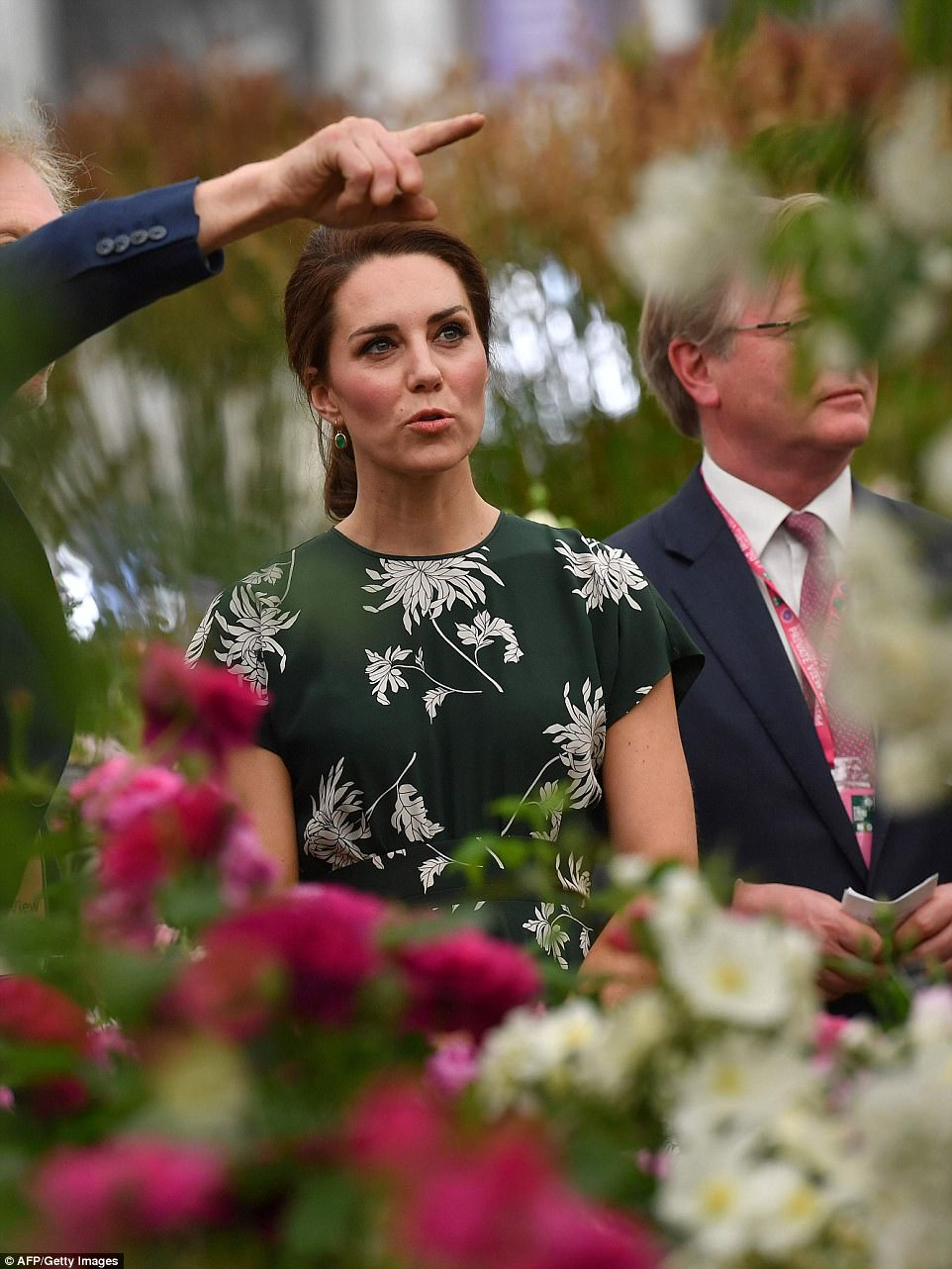 The Cambridges have their own expansive kitchen garden at Anmer Hall, in Norfolk, where they grow asparagus