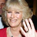 The Duchess of Cornwall is the lucky wearer of this Art Deco ring Photo C GETTY IMAGES