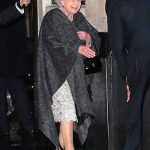 The Queen was in high spirits as she arrived at The Ivy in Londons Covent Garden Photo C GETTY IMAGES