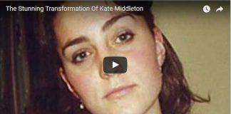 The Stunning Transformation Of Kate Middleton