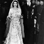 The royal pair married in 1947 Photo C GETTY IMAGES