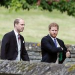 There was however no sign of Prince Harrys girlfriend Meghan Markle who had been expected to attend the ceremony today