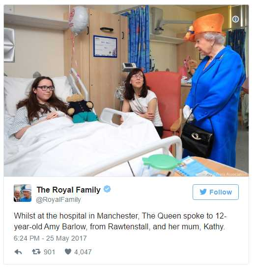 Heart Touching Moments Queen Elizabeth II