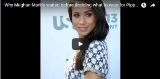 Why Meghan Markle waited before deciding what to wear for Pippa Middletons wedding