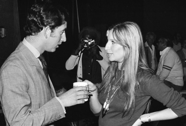 08 Barbra Streisand and Prince Charles Photo C GETTY IMAGES