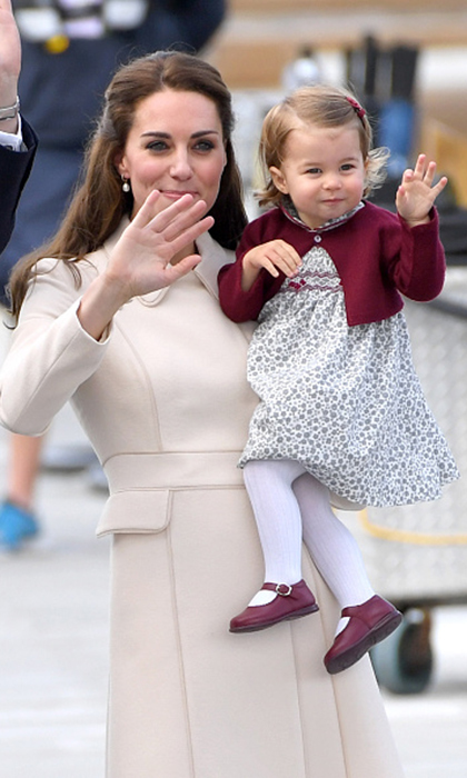 Things you didn't know about William and Kate's daughter Photo (C) GETTY IMAGES