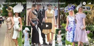 1 Best Gown from 2017 Royal Ascots Glamorous Guest