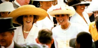 Princess Diana and Sarah Ferguson Photo (C) GETTY IMAGES