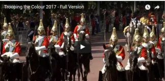 ALL Moments Of Queen Elizabeth ll Trooping The Colour Birthday Parade 2017 British Royal Family