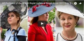All the looks of the British Royal Ladies at Royal Ascot 2017 Day 3 Ladies Day
