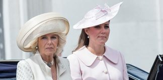 Apparently Camilla didnt think Kate was worthy of being in the royal family.