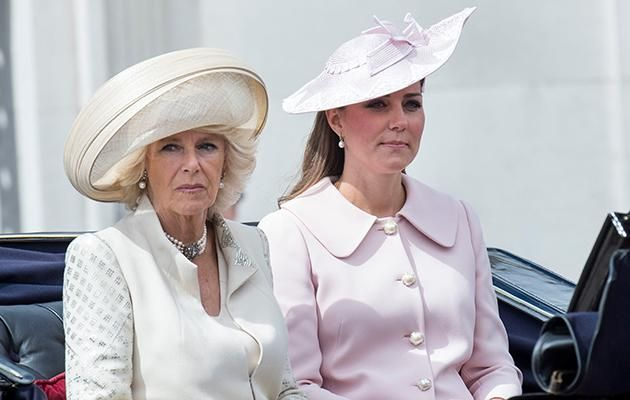 Apparently Camilla didn't think Kate was 'worthy' of being in the royal family.