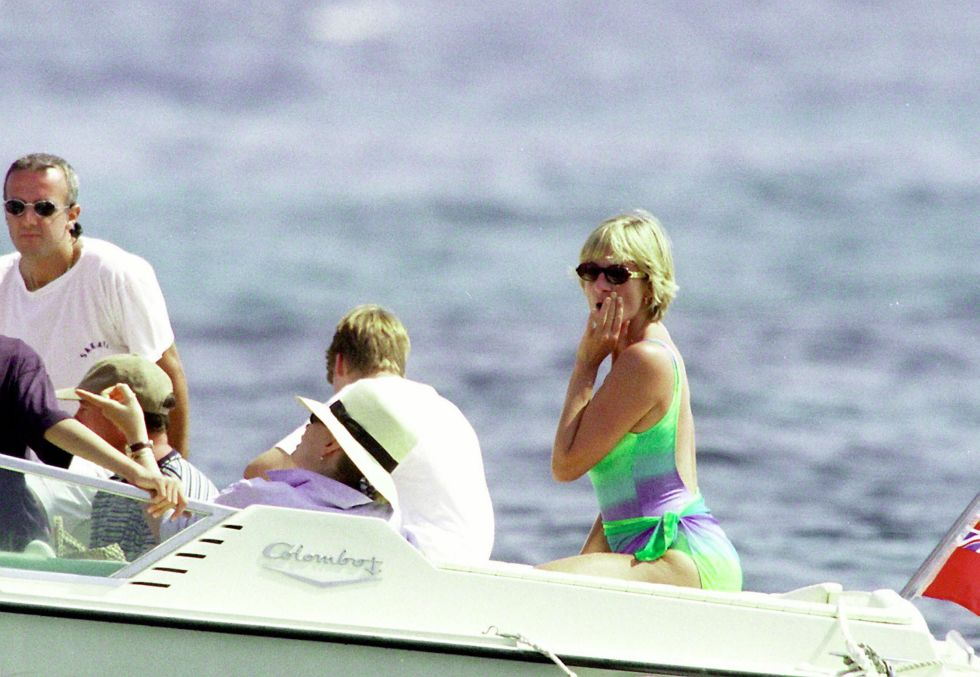 August, 1997 Princess Diana Photo (C) GETTY IMAGES