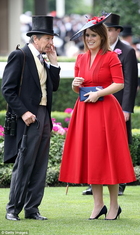 Bloodstock and Racing Advisor John Warren chats to Princess Eugenie