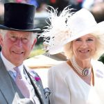 Camilla and Charles at Royal Ascot earlier this month Photo C GETTY IMAGES