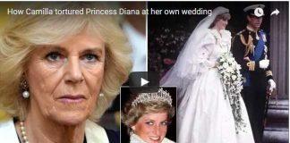 Camilla at Prince Charles Wedding