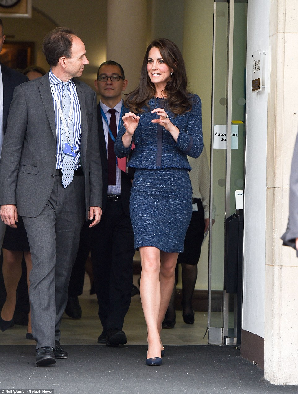 Catherine Duchess of Cambridge Photo C GETTY IMAGES 0506