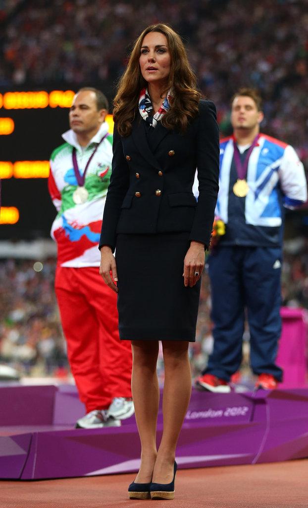 Catherine Duchess of Cambridge Photo C GETTY IMAGES 0720