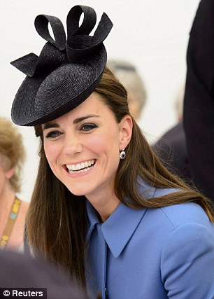 Catherine Duchess of Cambridge Photo C GETTY IMAGES 0725