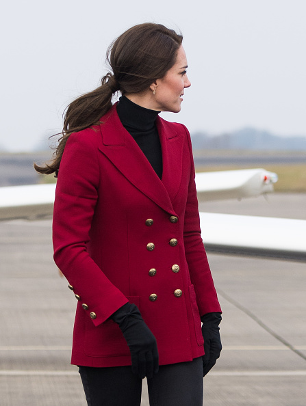 Catherine Duchess of Cambridge Photo C GETTY IMAGES 0749