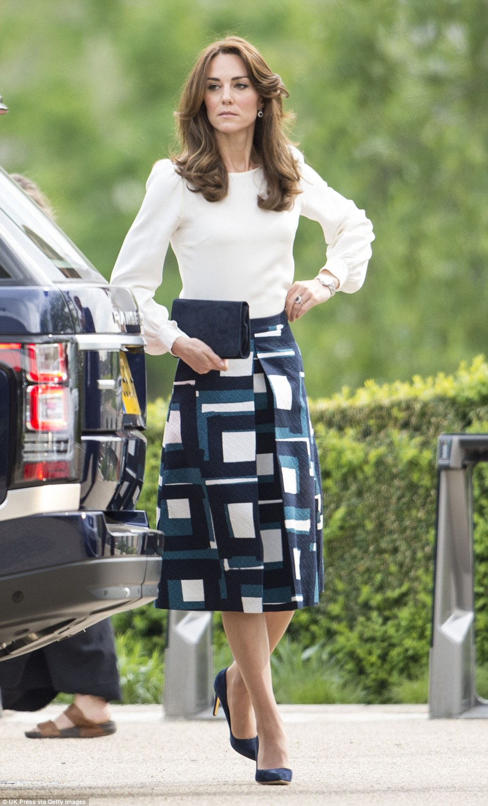 Catherine Duchess of Cambridge Photo C GETTY IMAGES 0797