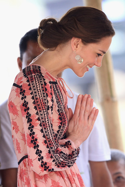 Catherine Duchess of Cambridge Photo C GETTY IMAGES 0806