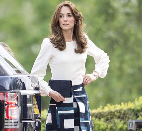 Catherine Duchess of Cambridge Upset Photo C GETTY IMAGES