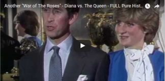 Diana vs. The Queen - FULL Pure History Episode
