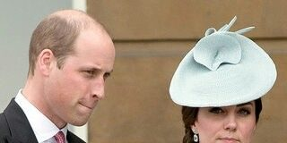 Garden party season is here Prince William and Kate Middleton joined Queen Elizabeth Prince Phillip and more royals