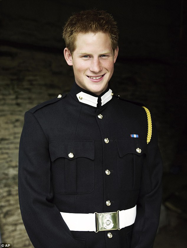 In an extraordinary interview Prince Harry pictured has given an astonishing insight into how he once felt directionless