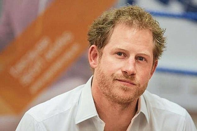 Harry, pictured, is surprisingly thoughtful about the future of the Monarchy, saying that he and William would like to pull it into the 21st Century