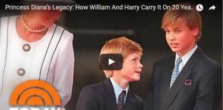 How William And Harry Carry It On 20 Years Later