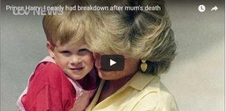 I nearly had breakdown after mum's death